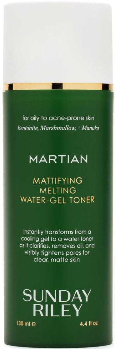 Sunday Riley Martian Mattifying Melting Water-Gel Toner