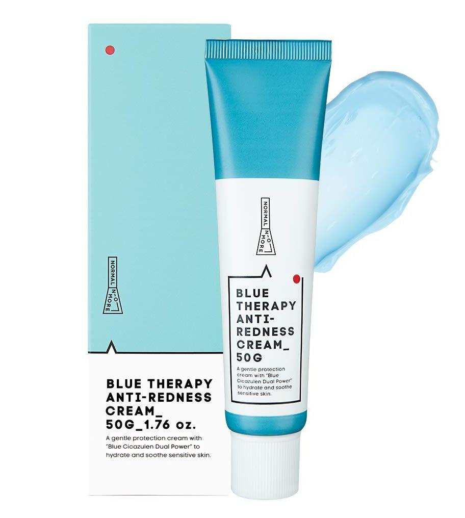 Claire's Korea Normal No More Blue Therapy Anti-Redness Cream