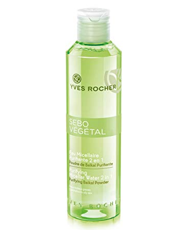 Yves Rocher Sebo Vegetal Micellar Water 2 In 1