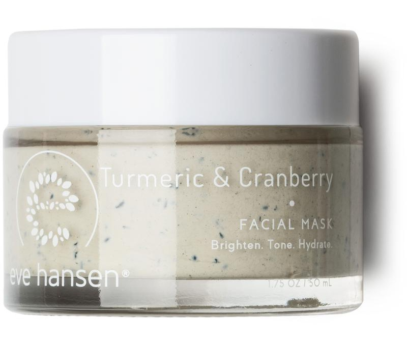Eve Hansen Tumeric And Cranberry Clay Mask
