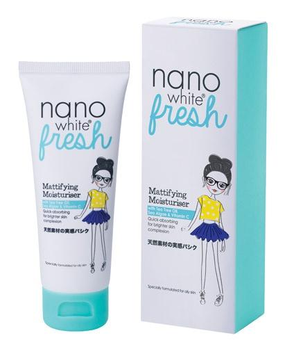 Nanowhite Fresh Mattifying Moisturiser