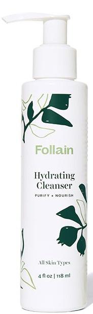 follain Hydrating Cleanser: Purify + Nourish