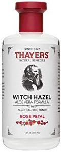 Thayers Thayer'S Alcohol-Free Rose Petal Witch Hazel With Aloe Vera