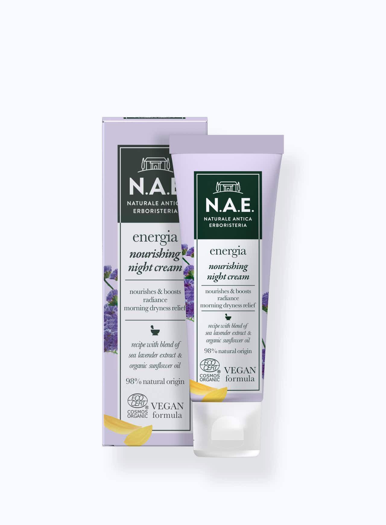 N.A.E. Energia Nourishing Night Cream