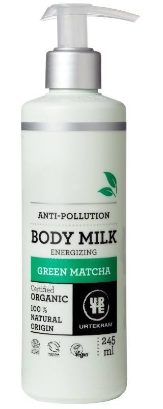 Urtekram Green Matcha Body Milk