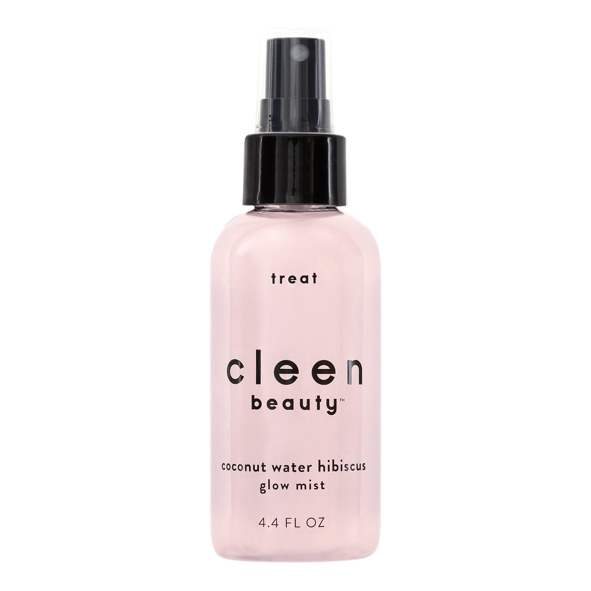 cleen beauty Glow Mist With Coconut Water & Hibiscus