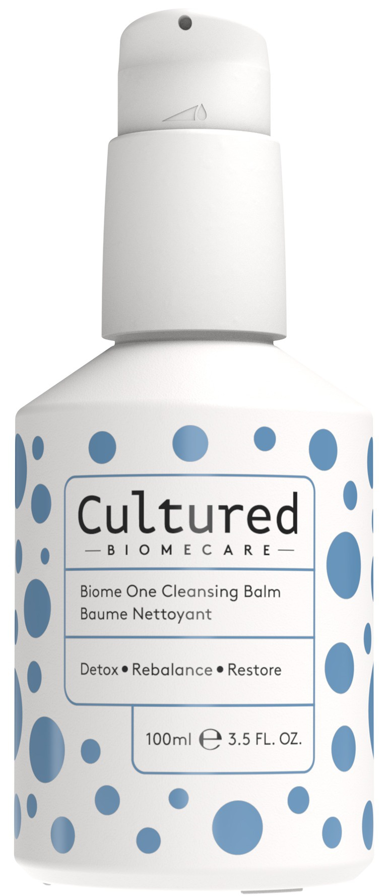 Cultured Biome One Cleansing Balm