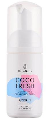 Hello Body Coco Fresh Face Foam