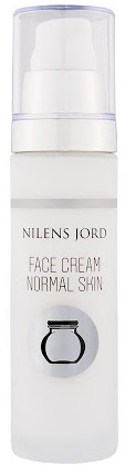 Nilens Jord Face Cream Normal Skin