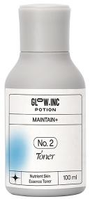 Glow.Inc Potion Maintain+ Nutrient Skin Essence Toner