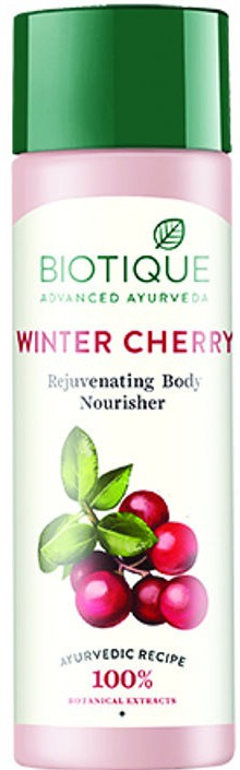 Biotique Bio Winter Cherry Rejuvenating Body Nourisher