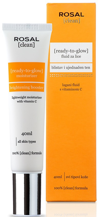 Rosal [clean] [Ready-To-Glow] Moisturizer