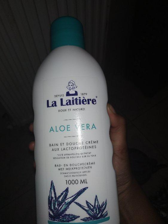 La Laitière Bath And Shower Cream With Lactoproteins - Aloe Vera