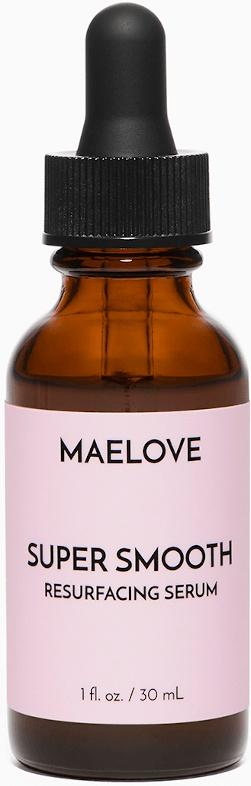 Maelove Super Smooth Resurfacing Serum