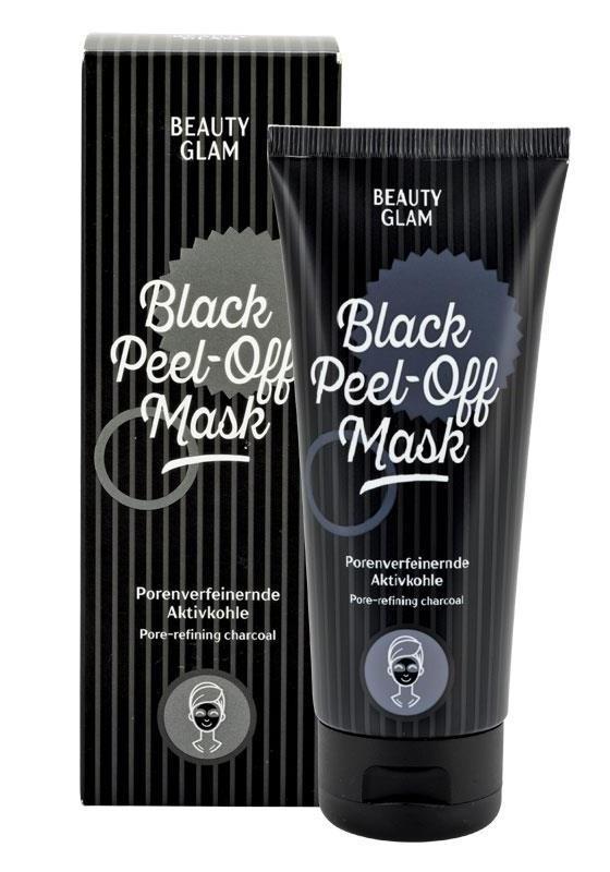 Beauty Glam Black Peel-Off Mask