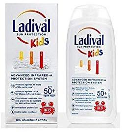 Ladival Kids Spf50+ Skin Nourishing Lotion