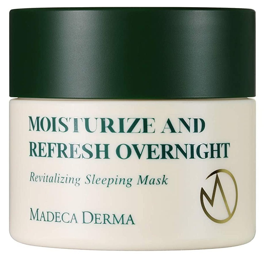 Madeca Derma Moisturize And Refresh Overnight Revitalizing Sleeping Mask