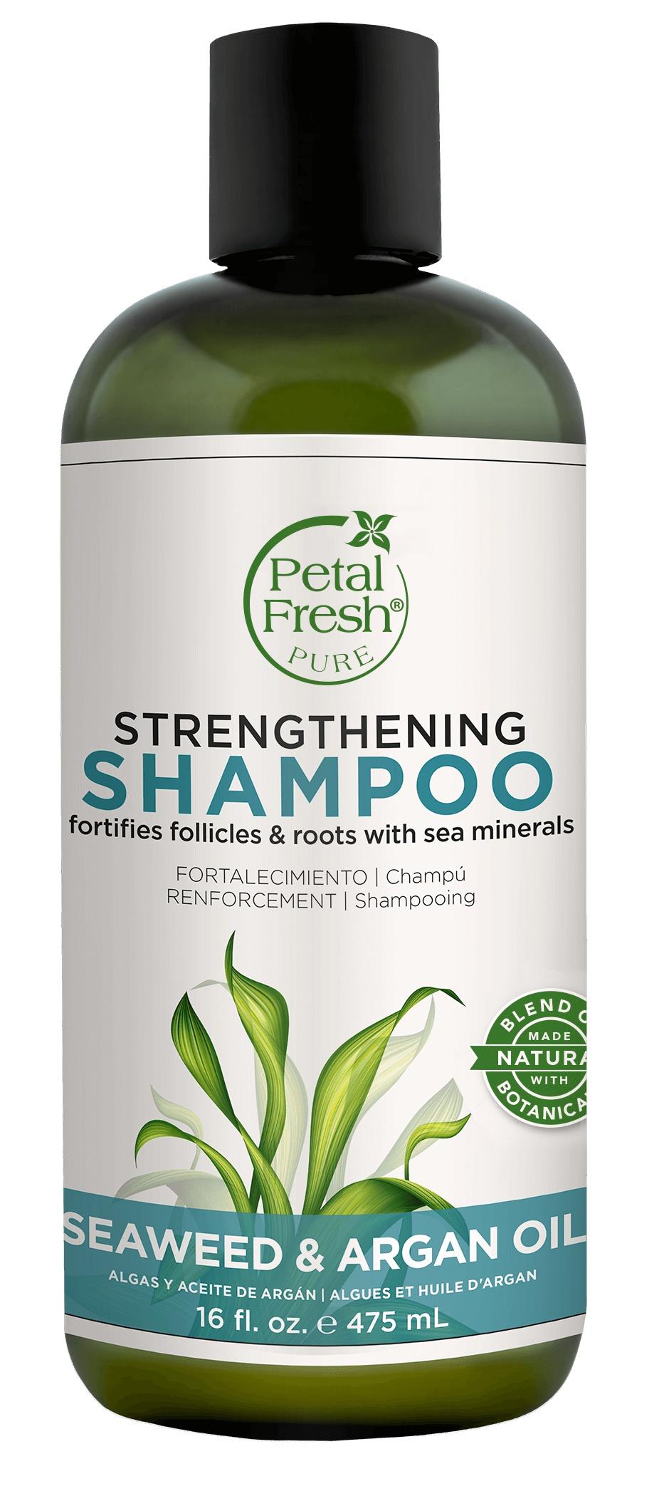 Petal Fresh Seaweed & Argan Shampoo