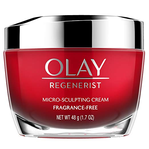 Olay Unscented Olay Regenerist Micro-Sculpting Cream Face Moisturizer