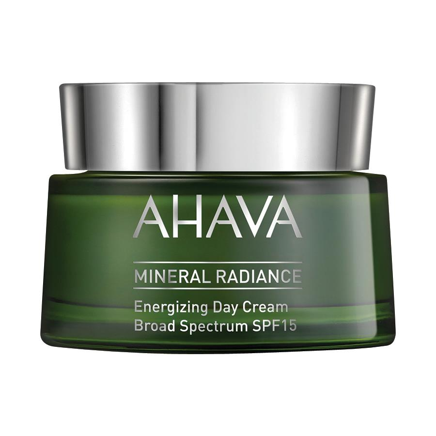 Ahava Mineral Radiance Energizing Day Cream Spf15