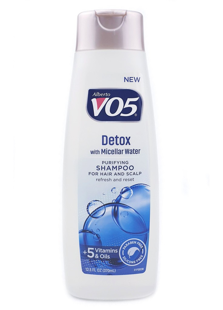 V05 Detox With Micellar Water Purifying Shampoo
