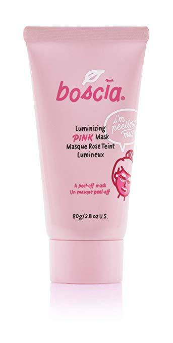 BOSCIA Pink Charcoal Mask