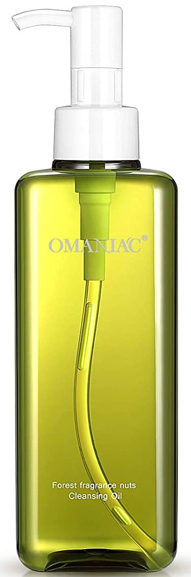 Omaniac Forest Fragrance Nuts Cleansing Oil