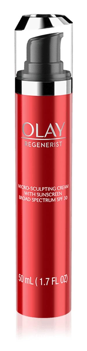 Olay Olay Regenerist Micro-Sculpting Cream With Sunscreen Broad Spectrum Spf 30