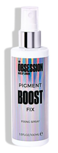 Makeup Obsession Pigment Boost Fix Fixing Spray