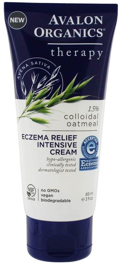 Avalon Organics Eczema Relief Intensive Cream
