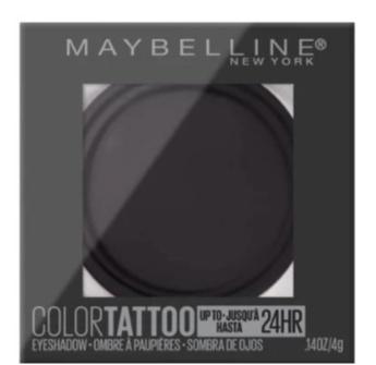 Maybelline New York Color Tattoo Eye Shadow