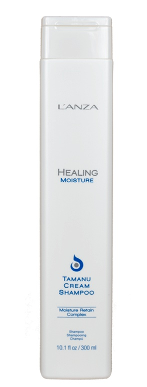 L'anza Healing Moisture Tamanu Cream Shampoo