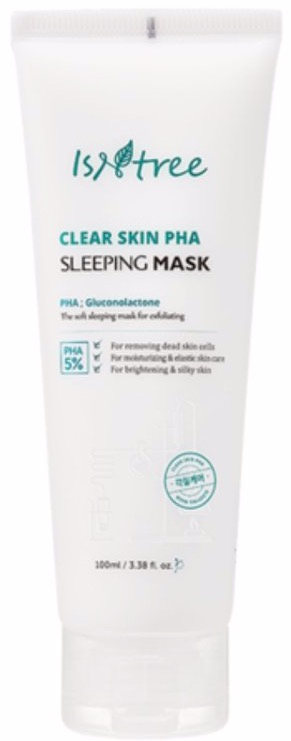 Isntree Clear Skin Pha Sleeping Mask