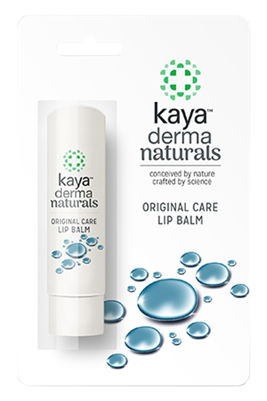Kaya Derma Naturals Original Care Lip Balm