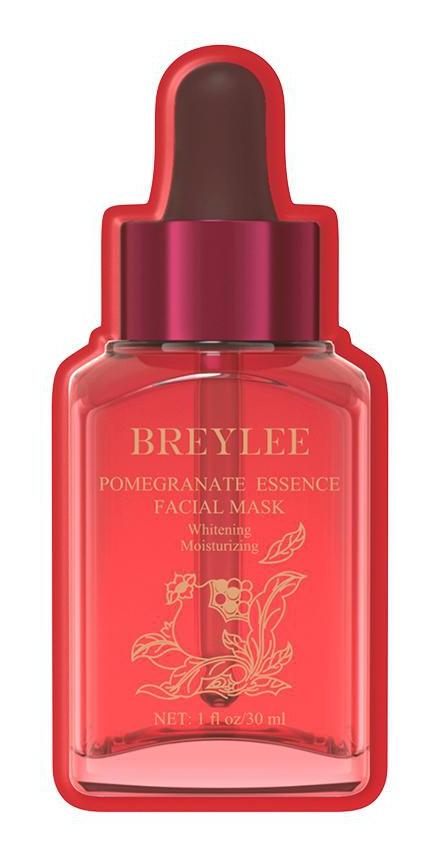 Breylee Pomegranate Essence Facial Mask
