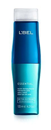 L'BEL Essential Moisturizing Eye And Face Makeup Remover Lotion All Skin Types