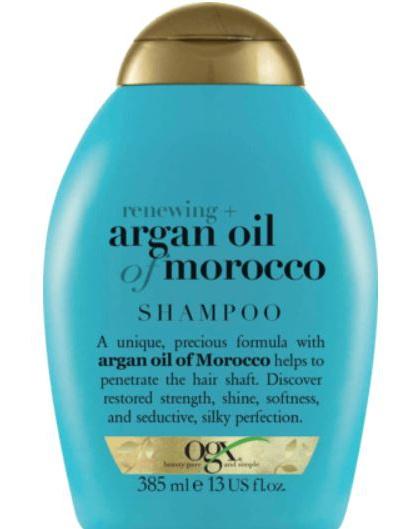 OGX Shampoo Moroccan Argan Oil