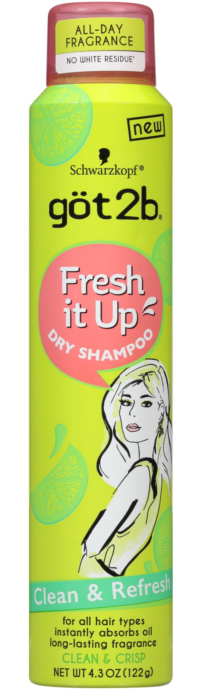 got2b Fresh It Up Dry Shampoo