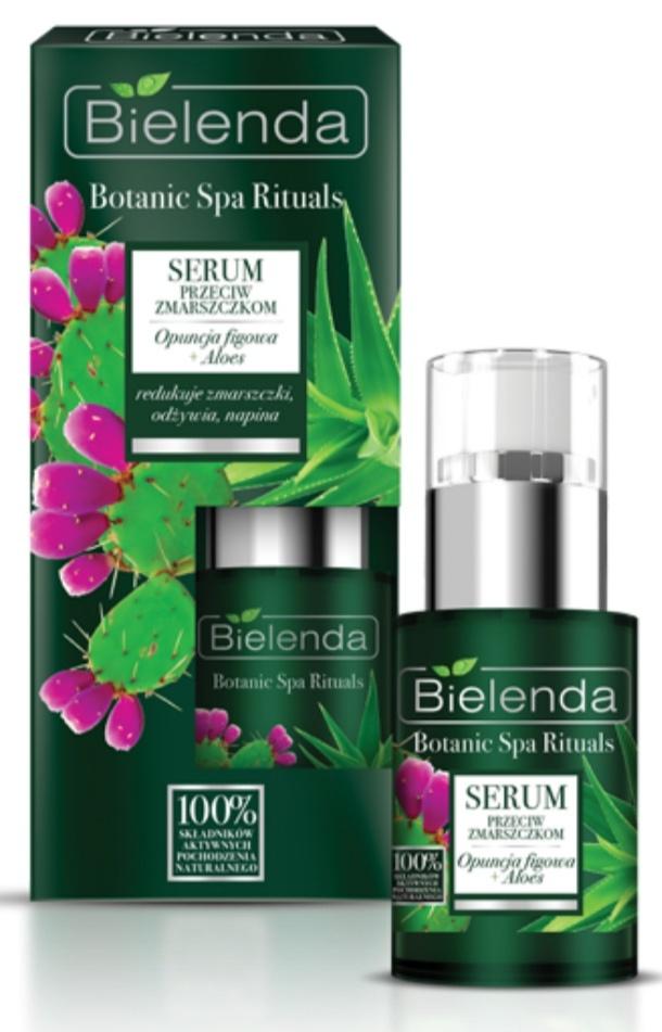 Bielenda Botanic Spa Rituals Indian Fig Opuntia + Aloe Anti-Wrinkle Face Serum