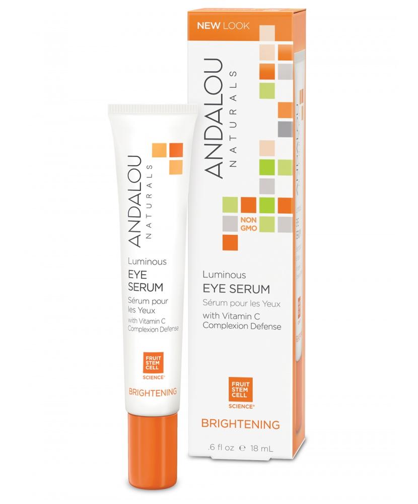 Andalou Naturals Luminous Eye Serum