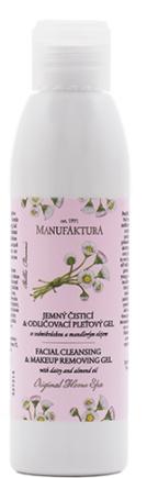 MANUFAKTURA Gentle oil-based makeup removing emulsion