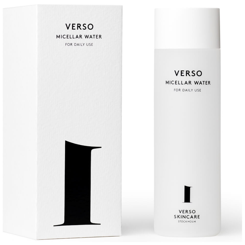Verso Micellar Water For Daily Use