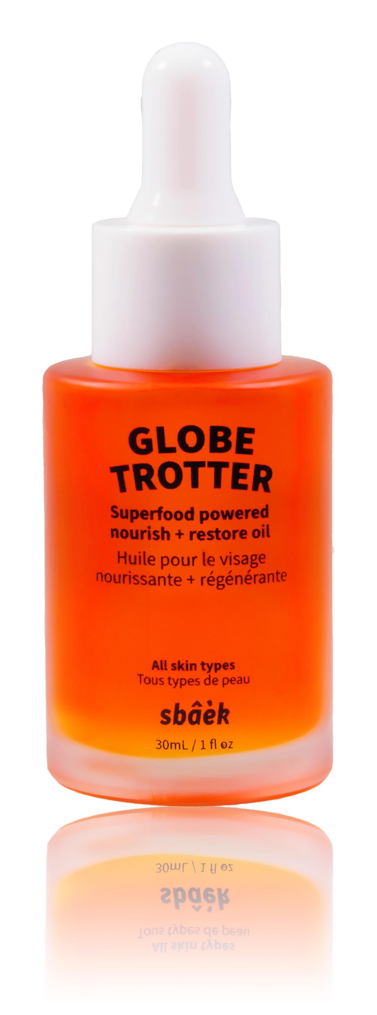 SBÂÈK Globe Trotter Facial Oil