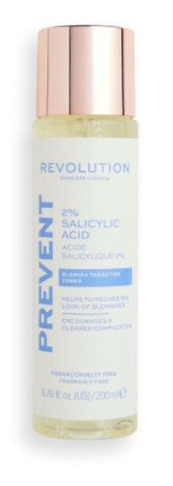 Revolution Skincare 2% Salicylic Acid Tonic
