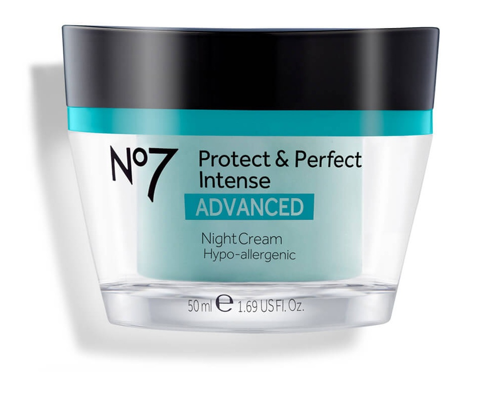 No7 Protect And Perfect Intense Advanced Night Cream