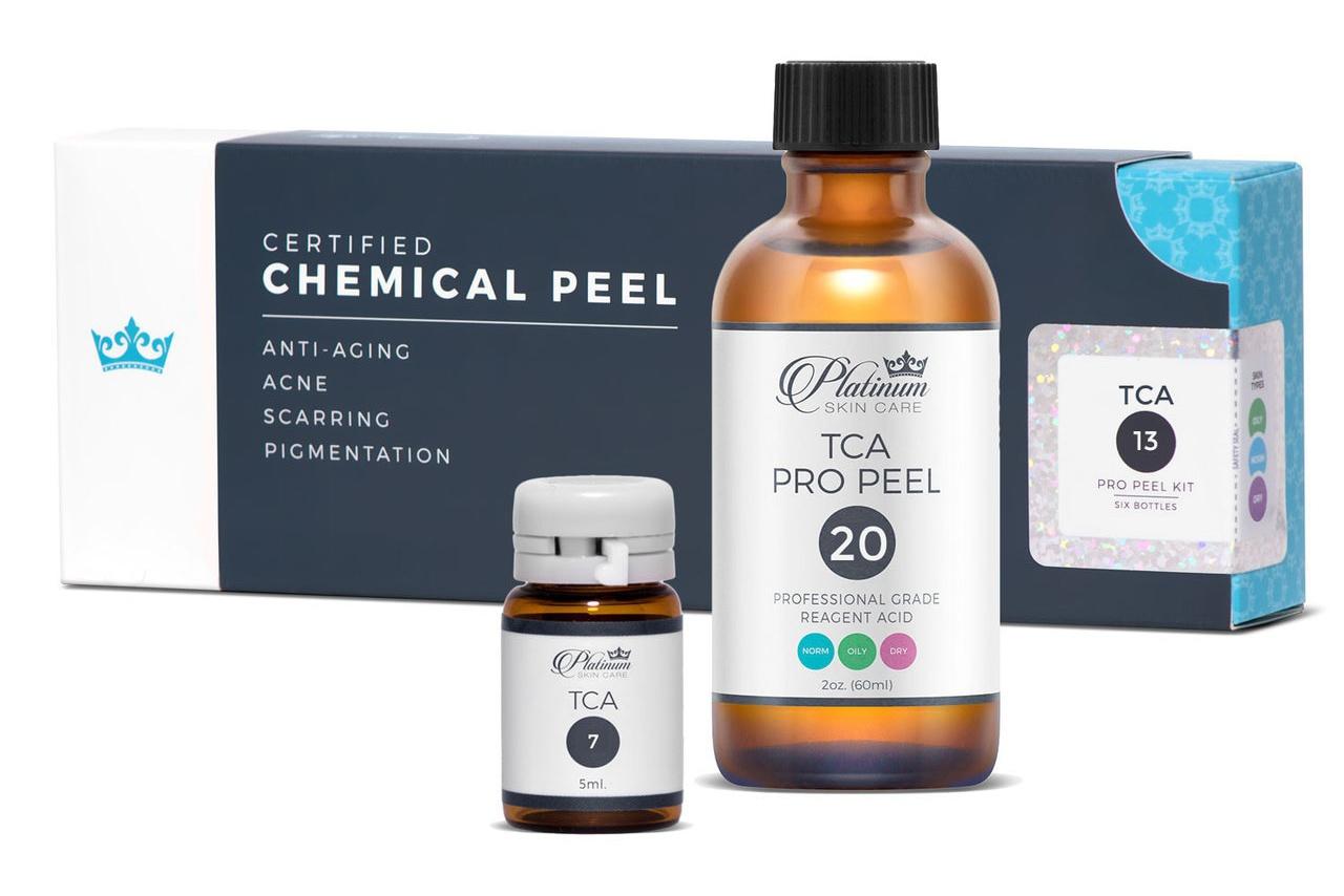 Platinum Skin Care Tca Peel