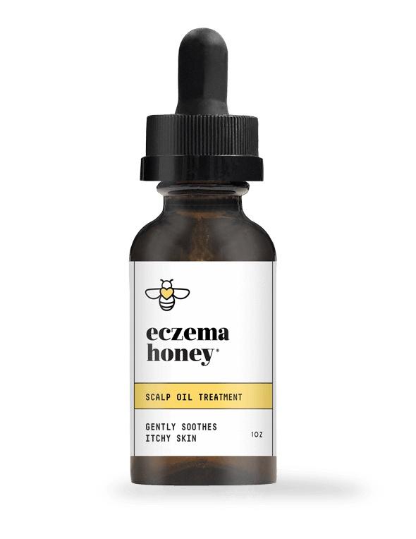 Eczema Honey Soothing Scalp Oil