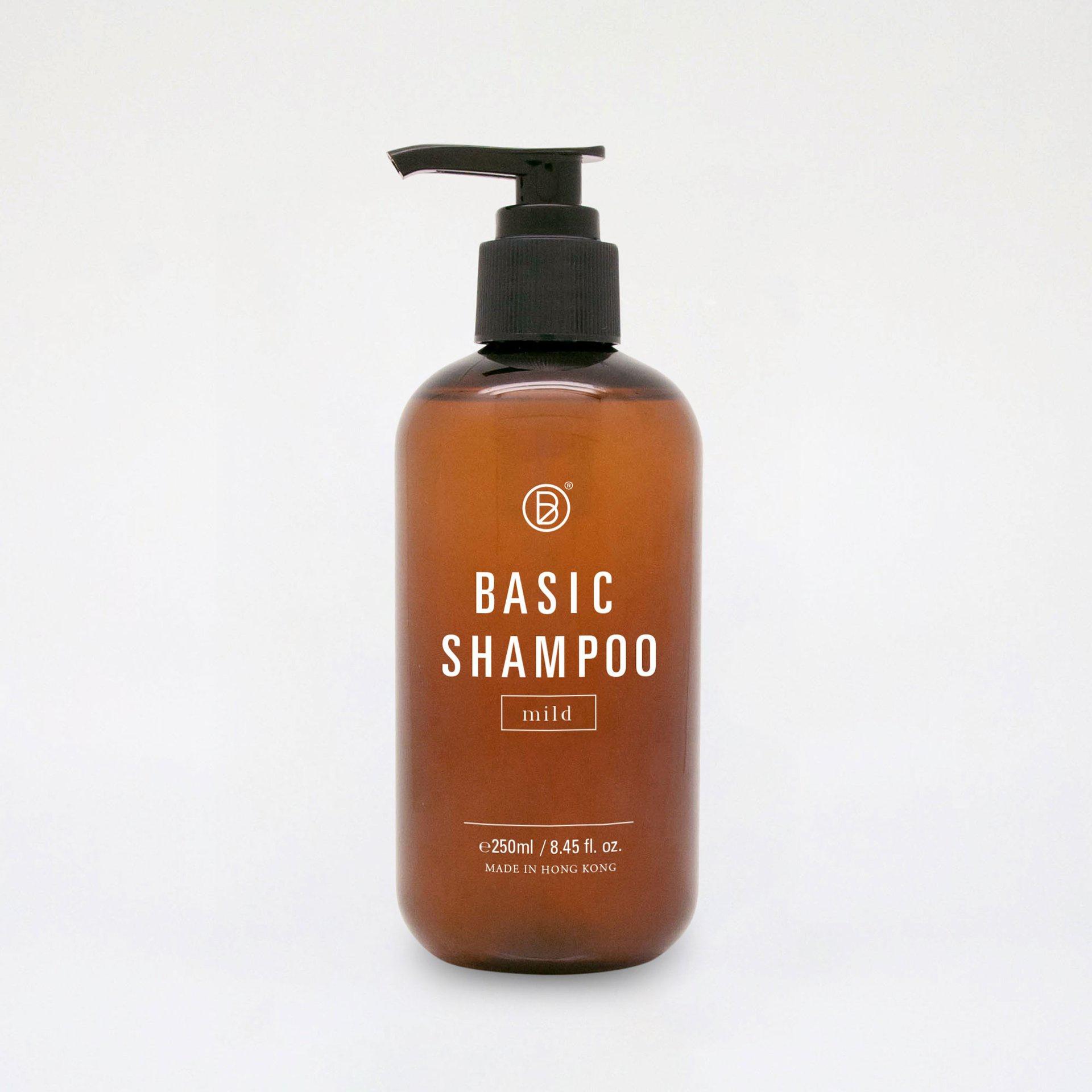 Bathe to Basics Basic Shampoo Mild