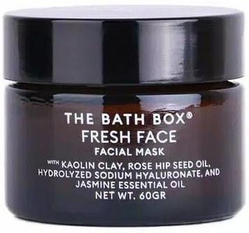 the bath box Fresh Face Facial Mask