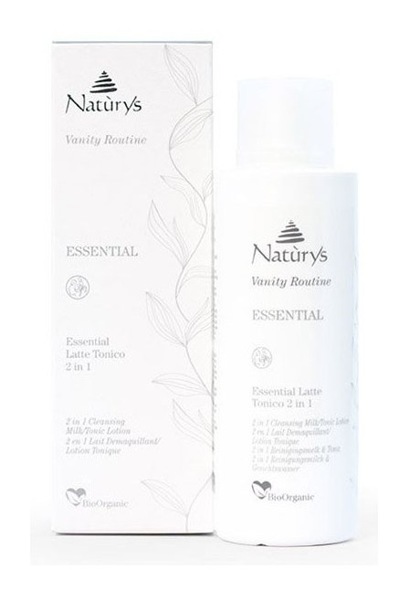 Natùrys Essential Milk Tonic 2 In 1